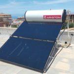 Impianto solare - Tetto Piano