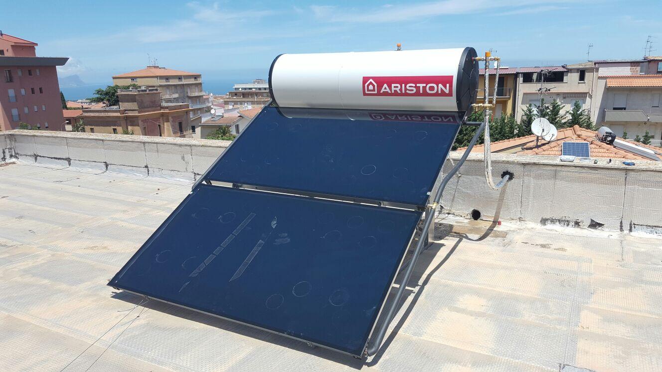 Pannelli solari in Sicilia